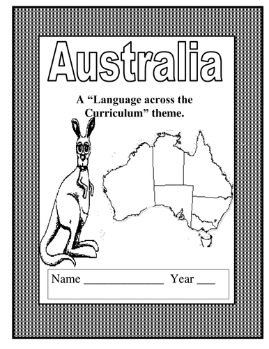 AUSTRALIA a language across the curriculum theme