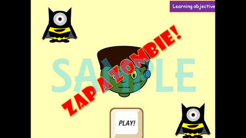 Zap a Zombie Multiples