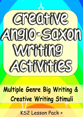 Ideas for creative writing lessons ks2
