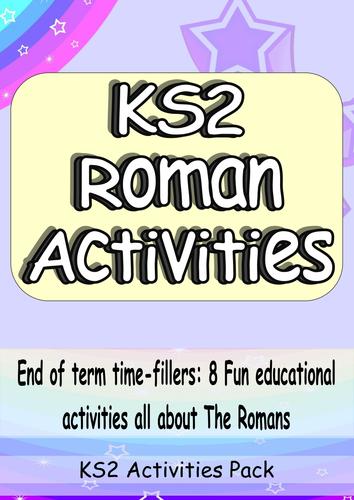 creative writing activity ks2