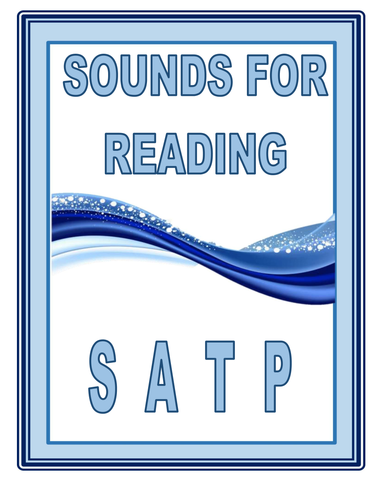 SOUNDS FOR READING  S A T P