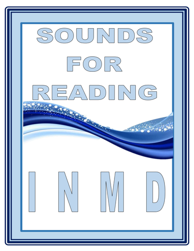 sounds for reading I N M D