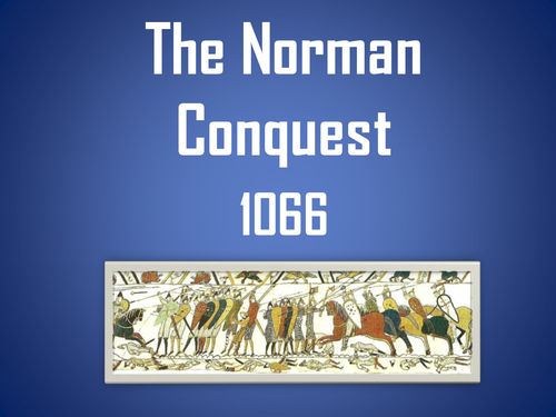 1066 : The Norman Conquest