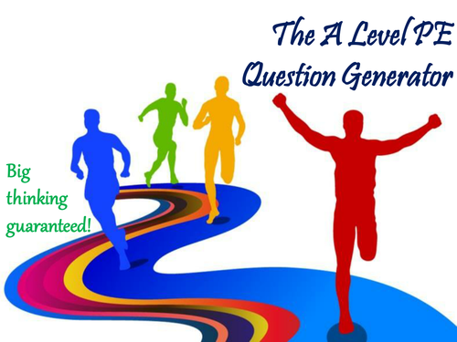 The A Level PE Question Generator
