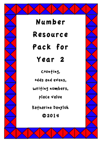Teaching Number for Year 2 Resource Pack A