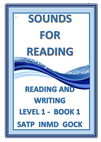 CREATE-A-STORYBOOK  SUPPLEMENTARY WRITING BOOK  :   LEVEL 1 BOOK 1