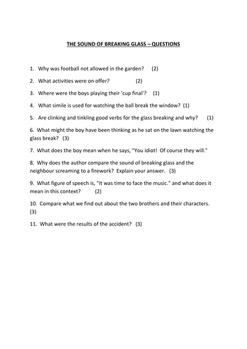 Reading Comprehension Year 5 Year 6 By Klbgreen Teaching Resources