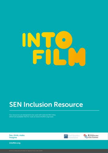 Into Film -SEN Inclusion