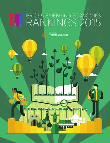 THE BRICS and Emerging Economies Rankings Supplement 2015
