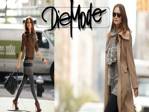 Die Mode / Fashion Intro