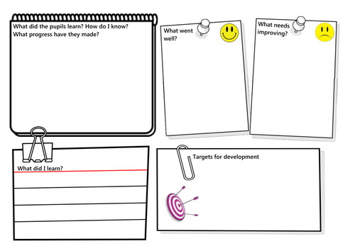 10 minute lesson plan and evaluation