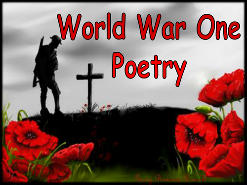 ks2 ww1 poetry by dillydinsoaur teaching resources tes. Black Bedroom Furniture Sets. Home Design Ideas
