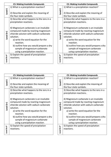 OCR Gateway C5 Bumper Question Pack [Quantitative Analysis]