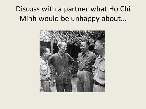 History Unit 4: CA5 Vietnam