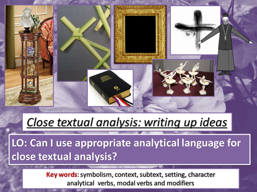 Analytical Writing Close Textual Analysis Purple Hibiscus By A