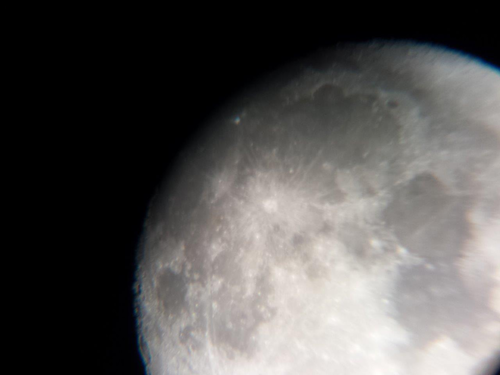 Introduction to Lunar Astronomy GCSE Science