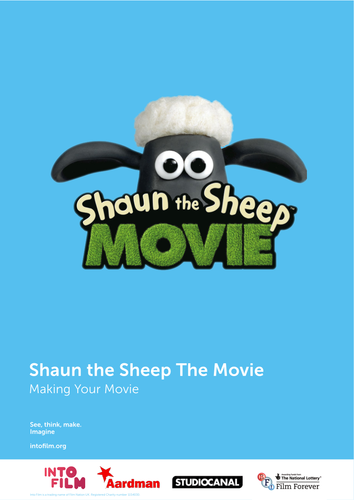 Shaun the Sheep The Movie - Making Your Movie