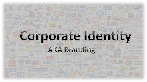 Corporate ID & Branding Basics