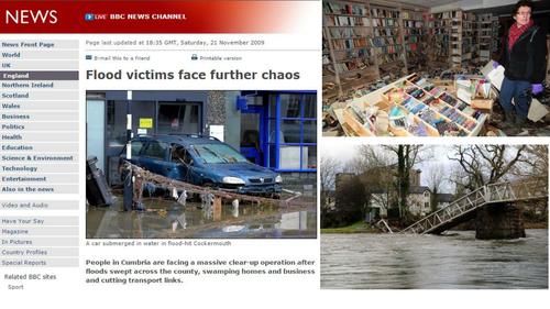 GCSE Cockermouth Flooding Case Study