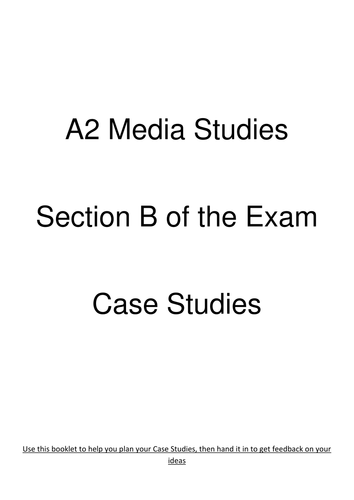 Workbook for AQA A2 MEST3 Case Studies. Identity and NDM