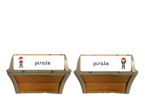 Pirate Activities for EYFS!