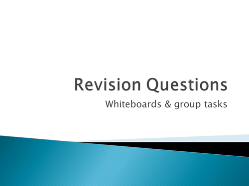 OCR Biology F211 Revision Resource