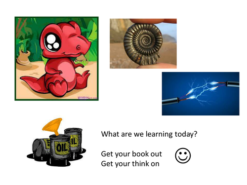 KS3 - Energy and sustainable living