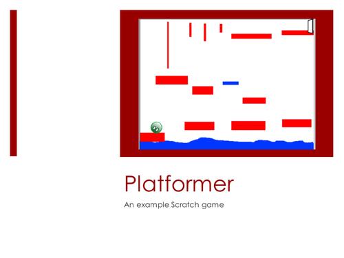 Scratch Platform Gaming Tutorial
