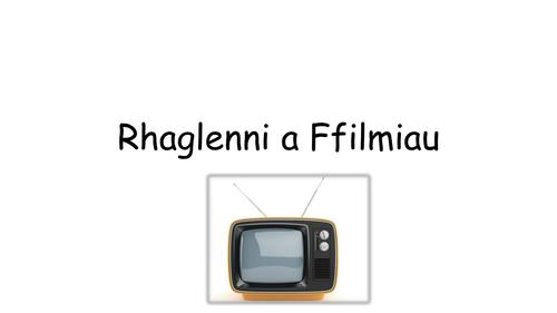Rhaglenni a Ffilmiau