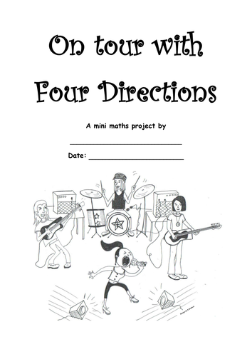 On Tour with Four Directions - a minimathsproject