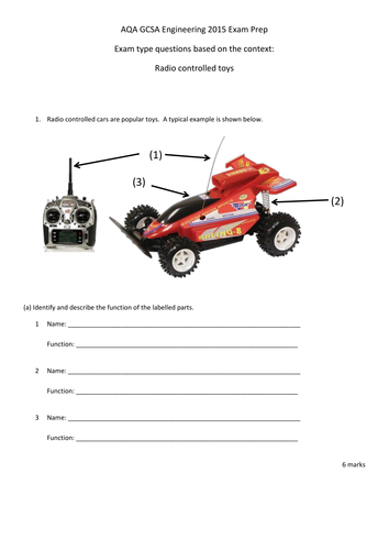 GCSE Electronics Question?