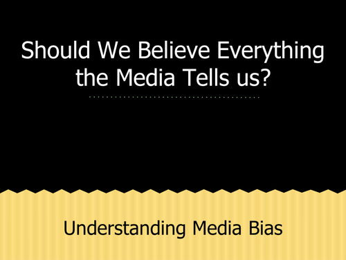 bias in the media essays This essay examines the pro-corporate bias in media coverage as network journalism underreports corporate corruption, and analyzes how the 'sacred contract' has been violated by failures of the news media.