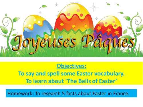 Easter Lesson