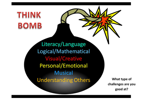 Think Outside The Box - Think BOMB