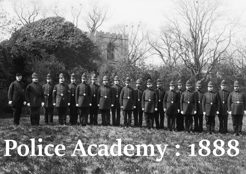 Victorian Police Academy : 1888 / Jack The Ripper