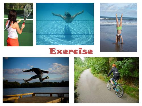 30 Photos About Exercise