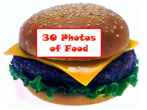 30 Photos of Food