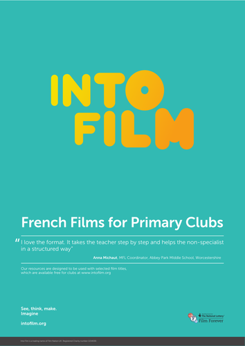 French film for primary