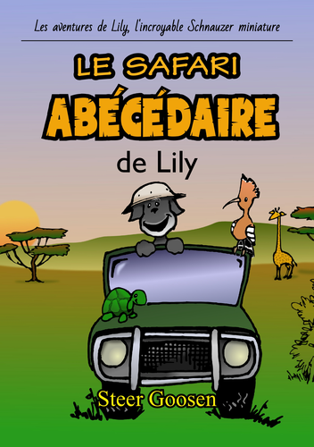 Lily's ABC Safari - French ABC Concept Book
