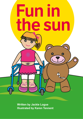Fun in the Sun storybook | Teaching Resources