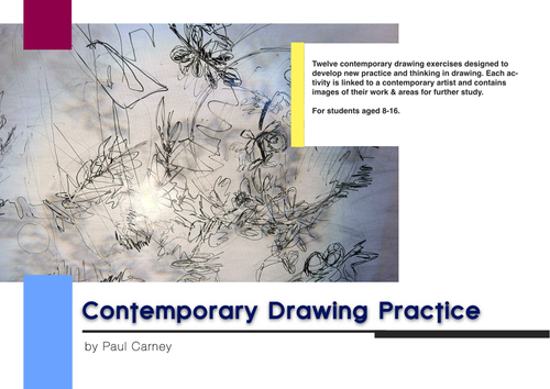 12 Contemporary Drawing Lessons