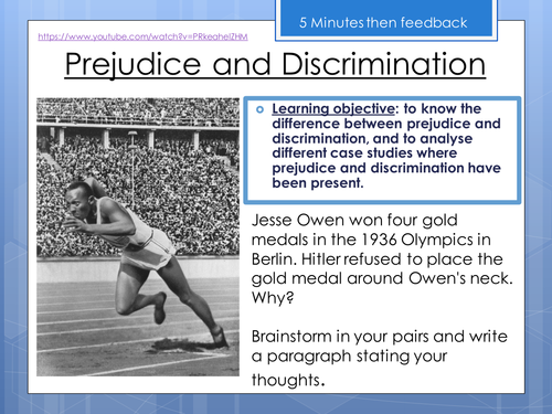 relationship between education and prejudice