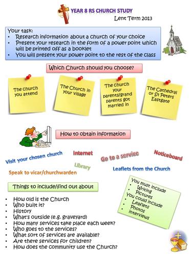 Church study