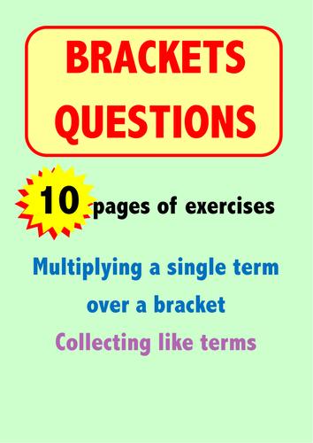 Brackets Questions