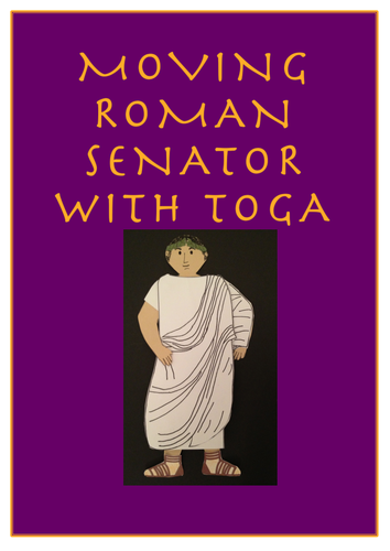 Make a Roman Senator