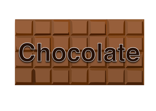 Image result for chocolate title