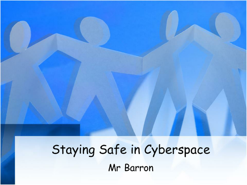 Staying Safe in Cyberspace Assembly