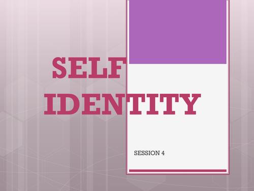 Self Identity - PHSE