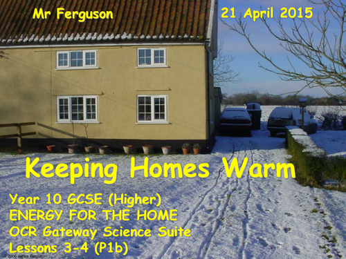 P1b Keeping Homes Warm