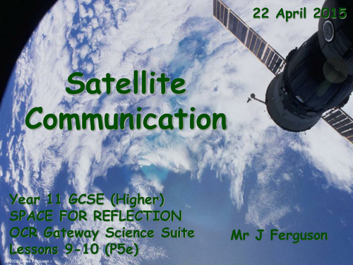 P5e Satellite Communication